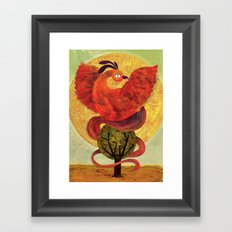 Pheonix Framed Art Print
