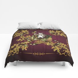 History of the autumn forest Comforters
