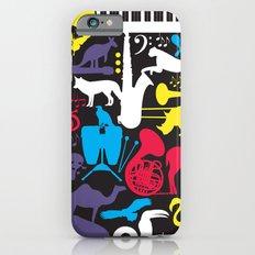 Jazz Zoo Slim Case iPhone 6s