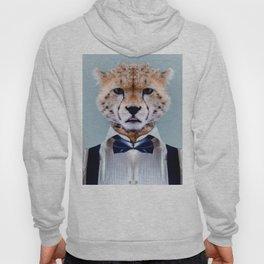 Fashion cheetah Hoody