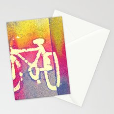 Cycle Path 02A (everyday 31.01.2017) Stationery Cards