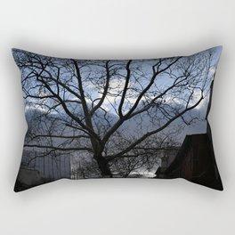 Symmetric Tree Rectangular Pillow