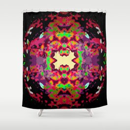 KALEIDOKOLORKICK  Shower Curtain