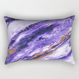 Chevron Amethyst 2 Rectangular Pillow