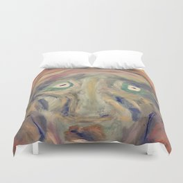 We are never always right. Duvet Cover