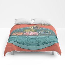 Dim Sum Dive Bar Comforters