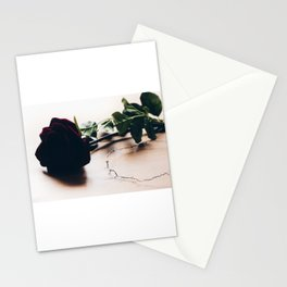 days of pain Stationery Cards
