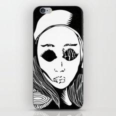 eva natas iPhone & iPod Skin