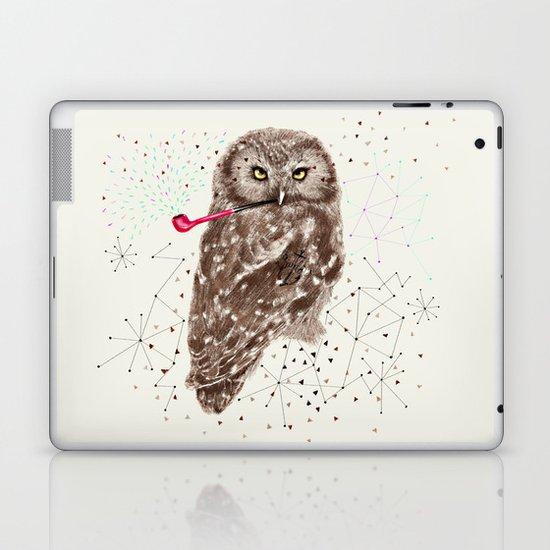 Mr.Owl III Laptop & iPad Skin