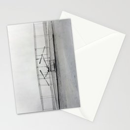 The Wright Brother's aeroplane Stationery Cards