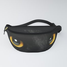 Cat Eyes Fanny Pack
