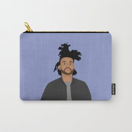 The Wknd, Purple Carry-All Pouch