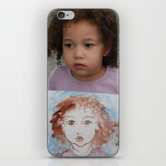 Alice Still In Wonderland iPhone & iPod Skin