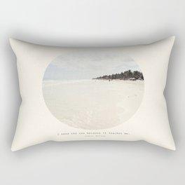 Need the sea  Rectangular Pillow