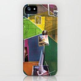 Scalamoukibouk iPhone Case