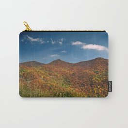 Autumn on the Mountains of the Parkway Carry-All Pouch
