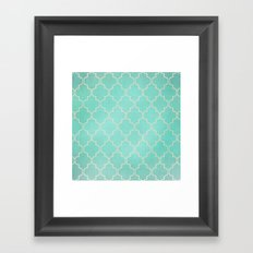 clove Framed Art Print