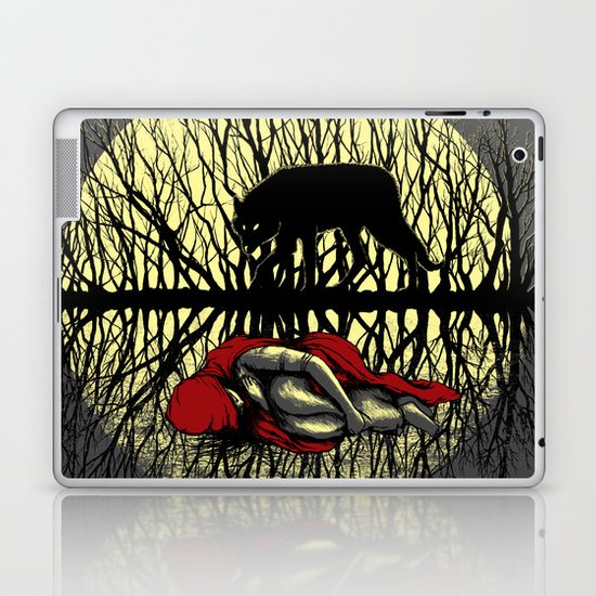 Haunting Dreams Laptop & iPad Skin
