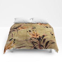 Vintage White Pride Proteas Comforters