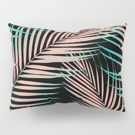 Palm Leaves - Cali Vibes #2 #tropical #decor #art #society6 Pillow Sham