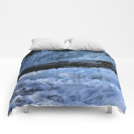 A Colder Winter Comforters