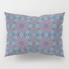 BBQSHOES: Kaleido-Fractal 1790 Pillow Sham