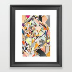 Farise Framed Art Print