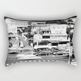 This City Rectangular Pillow