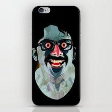 Portrait of Alonso Quijada iPhone & iPod Skin