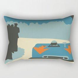 Targa Florio Rectangular Pillow