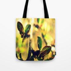leaves # ## Tote Bag