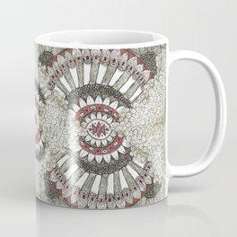 Mandala-la-la Collab Coffee Mug
