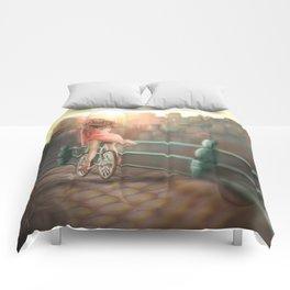 Keep your balance! Comforters