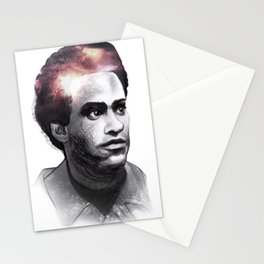 Huey Percy Newton (2/17/1942 – 8/22/1989) Stationery Cards