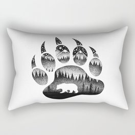 SPIRIT BEAR Rectangular Pillow