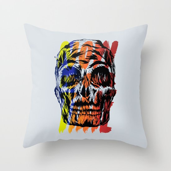 Now is our time Throw Pillow