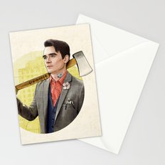 Mr. Michigan Stationery Cards