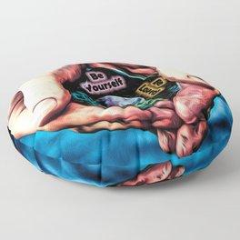 Advent Guard Earth Heart Floor Pillow
