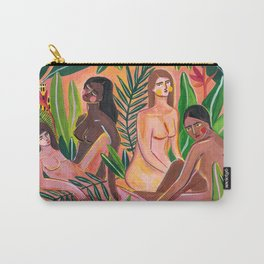 We are Eve Carry-All Pouch