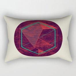 Thinking of a Foreign Girl Rectangular Pillow