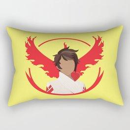 Team Valor Candela Rectangular Pillow