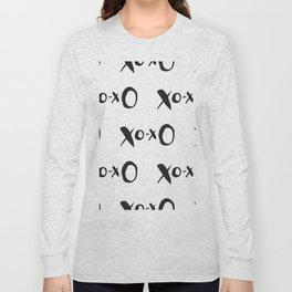 Kisses XOXO Long Sleeve T-shirt