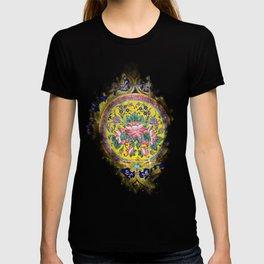 Floral Persian Tile T-shirt