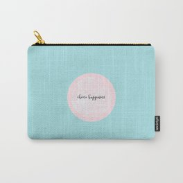 choose happiness Carry-All Pouch