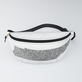 Tennessee Map Fanny Pack