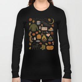 Autumn Nights Long Sleeve T-shirt