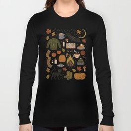 Autumn Nights Long Sleeve T-shirt