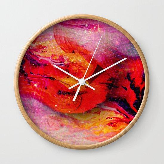Thrones Wall Clock