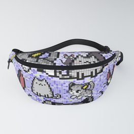 Cat and kitten 3 Fanny Pack