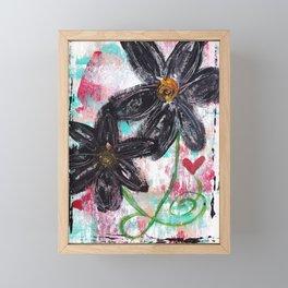 GARDEN OF WHIMSY 2 Framed Mini Art Print